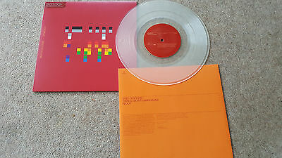"""Coldplay 10"""" Speed of Sound on Clear vinyl"""
