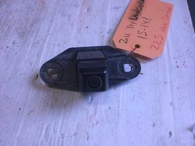 13 14 Toyota Land Cruiser Camera/projector Rear Tailgate Mounted 635161
