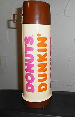 Vintage DUNKIN DONUTS Thermos,