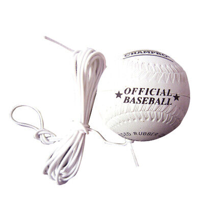 Champro 9″ Tether Ball -  Moulded Rubber Cover (Bacblr9Trp)