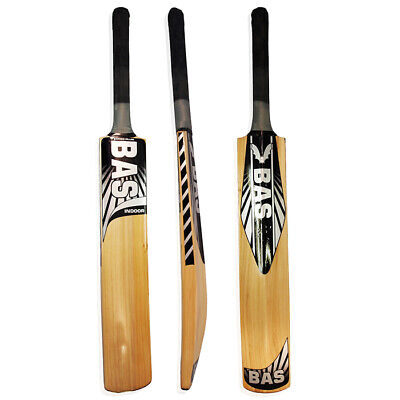 Bas Indoor Cricket Bat - Made From Quality Kashmir Willow (Cbibt)