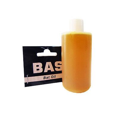 Bas Cricket Bat Oil - Keeps Moisture In The Timber Of The Bat (Cbabo125)