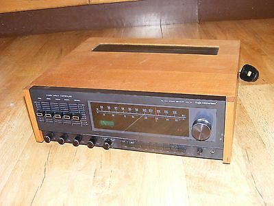 Vintage Eagle AA-30 HiFi Stereo Receiver, Integrated Stereo Amplifier, Japan