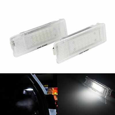 VW LED Luggage Door Trunk Boot Light Caddy Golf Plus Transporter T5 Jetta Passat