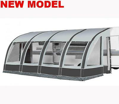 New Charcoal 2017 Dorema Magnum Weathertex Air 520 All Inflatable Blow Up Awning