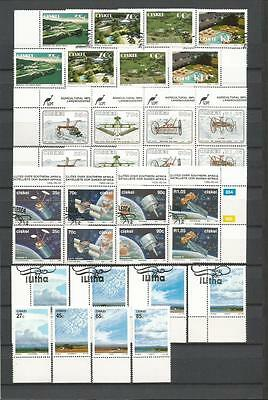 CISKEI 1988-1993 NICE SELECTION MNH**/USED CTO/FDC (8 Scans)