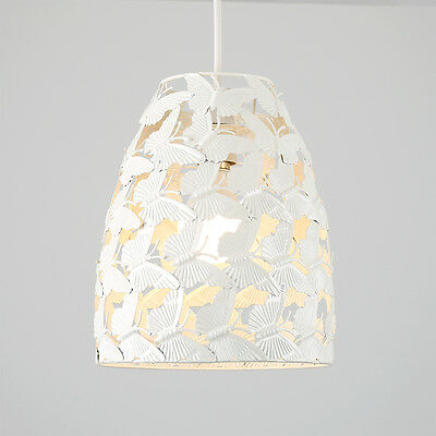 Butterfly Pattern Animal Theme Ceiling Pendant Shade Room Bedroom Light Fitting