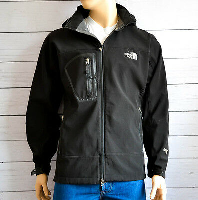 THE NORTH FACE Gore-Tex XCR Waterproof Mens Jacket Walking Black Size XXLarge