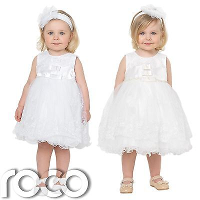 Baby Girls Dresses, Flower Girl Dresses, Christening Dresses, Little Girls Dress