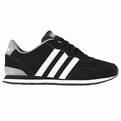 adidas Kids Jogger Nubuck Junior Boys Runners Shoes Trainers Lace Up Running