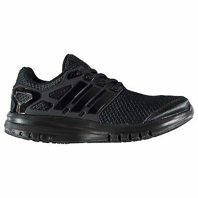 adidas Kids Energy Cloud Running Trainers Junior Boys Shoes Lace Up Ortholite