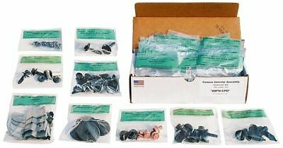 1969 Chevelle master interior screw kit for coupe with correct fasteners