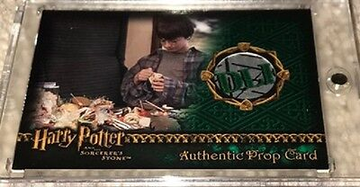Harry Potter Sorcerer's Stone Artbox Spindle's Lick'O'Rish Variant Wizard Candy