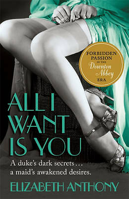 All I Want is You, Anthony, Elizabeth, New Book