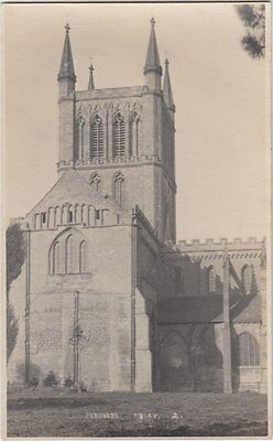 PERSHORE(Worcestershire) : Abbey RP-DOWTY