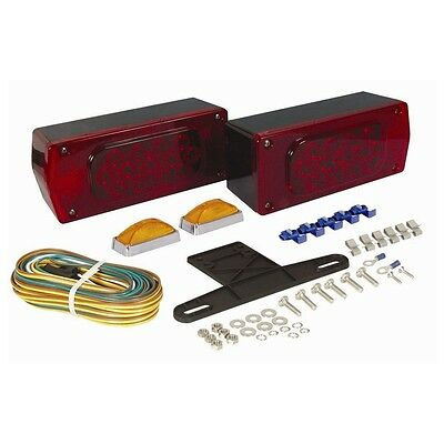 "Optronics TLL-36RK L.E.D. Waterproof Trailer Light Kit - Trailers Over 80"" Wide"