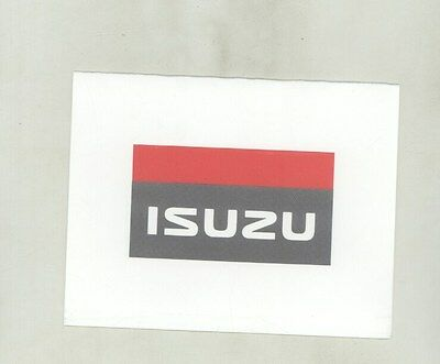 2000 ? Isuzu Lasher Sacramento CA Dealer Showroom Invitation Brochure my8605
