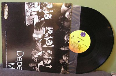 "Depeche Mode ""Everything Counts Live"" 12"" OOP vinyl NM OMD Martin Gore"