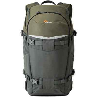 Lowepro Flipside Trek 350 AW BackPack (Grey/Dark Green)
