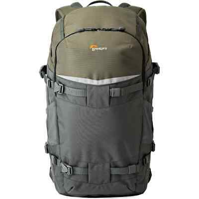 Lowepro Flipside Trek 450 AW BackPack - Grey/Dark Green