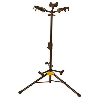 Hercules GS432B 3 Way Guitar Stand.Professional Guitar Product, Superb Quality.