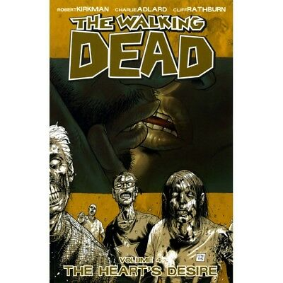 The Walking Dead Volume 4 The Hearts Desire - Brand New!