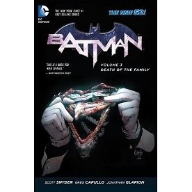 Batman Volume 3: Death of the Family TP (The New 52) - Brand New!