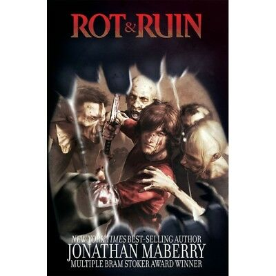 Rot & Ruin Warrior Smart Paperback - Brand New!