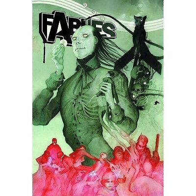 Fables The Deluxe Edition Book Eleven Hardcover - Brand New!