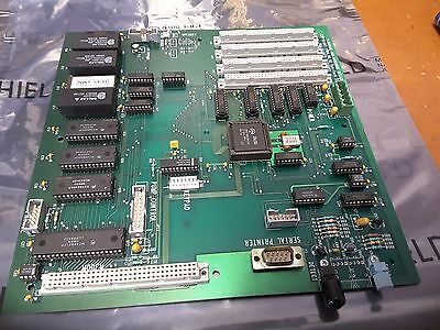SYN-TECH STS 196045 FMU MAINBOARD CIRCUIT BOARD REV B  RARE Used Guaranteed $399