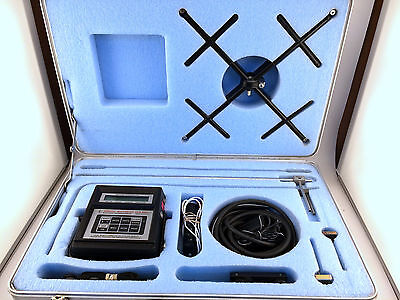 Shortridge Instruments Airdata Multimeter ADM-860C with Operating Instructions
