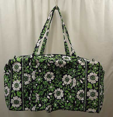 Vera Bradley Large Duffle Bag Lucky You