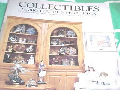Collectibles Market Guide Amd Price Index To Limited Edition Plates, Figurines