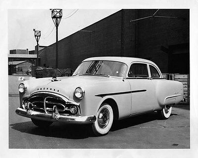 1951 Packard Factory Photo ad2395