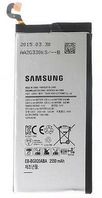 New OEM Original Genuine Samsung Battery EB-BG920ABA for Galaxy S6 SM-G920