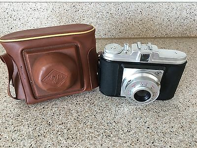 Agfa Isola I Camera And Case