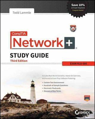 CompTIA Network+ Study Guide Exam N10-006 by Todd Lammle 9781119021247
