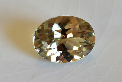 4.58 Ct Zultanite Color-change Loose Gemstone 12x9 Oval Cut Cert of Auth C007