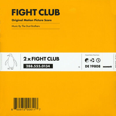 Dust Brothers, The - OST Fight Club (Vinyl 2LP - 2017 - US - Original)