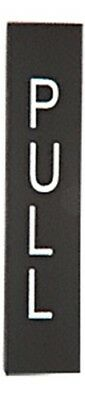"""Oil Rubbed Bronze 4-1/2"""" Pull Indicator"""