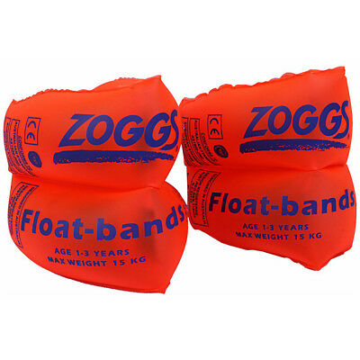 New Zoggs Learn To Swim Float Arm Bands - Multiple Sizes - Arm Bands Floaties