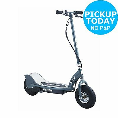 Razor E300 Electric Scooter - Grey. From the Official Argos Shop on ebay