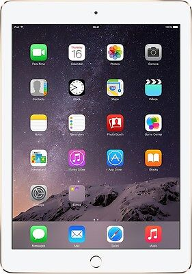 Apple iPad Air 2 9.7 Inch 64GB WiFi Tablet - Gold -From the Argos Shop on ebay