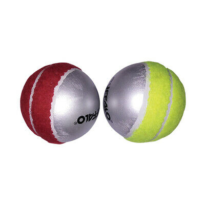 Buffalo Sports Swing Master Cricket Ball - Yellow Or Red (Crick395)