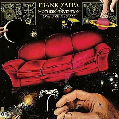 """Frank Zappa The Mothers Of Invention - One Size Fits All (NEW 12"""" VINYL LP)"""
