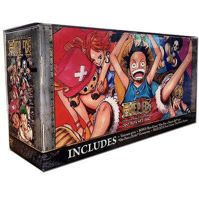 One Piece The Complete Collection Box Set 3 Volume 47-70 Pack Manga Brand NEW