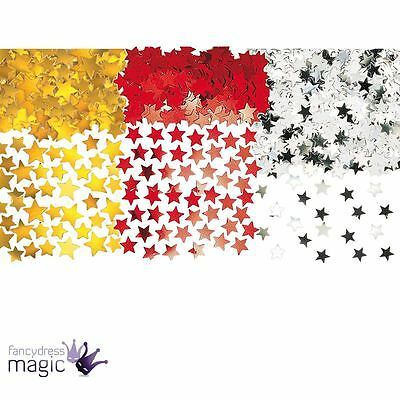 Star Shaped Festive Confetti Table Wedding Christmas Party Decoration Accessory