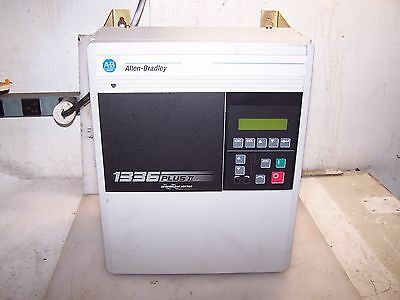 Allen Bradley 10 Hp Ac Vfd Variable Frequency Drive 1336F-Brf100-Aa-En-Has2