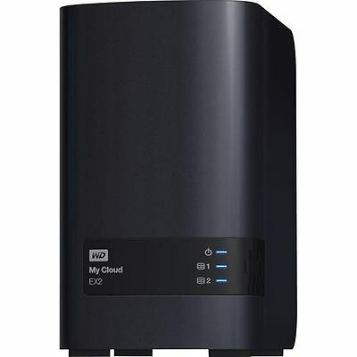Western Digital WDBVBZ0120JCH-EESN - WD MY CLOUD EX2 ULTRA 12TB