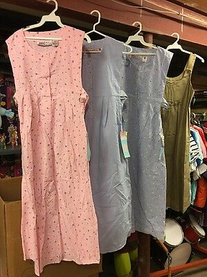 Wholesale Lot 25 Women's Maternity Dresses All Brand With Tags Mixed Sizes Lot C